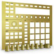 NATIVE INSTRUMENTS MASCHINE CUSTOM KIT Solid Gold