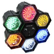 KARMA DJ 319LED - LUCI PSICHEDELICHE COLORATE a Leds