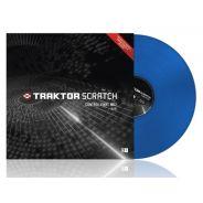 NATIVE INSTRUMENTS TRAKTOR SCRATCH - CONTROL VINYL BLUE MKII