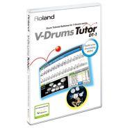 ROLAND DT1 V-Drums Tutor - SOFTWARE PER BATTERIE V-DRUMS