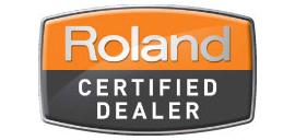 Roland Certified Dealer
